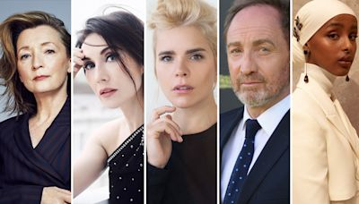 ... Manville, Carice Van Houten, Paloma Faith, Michael McElhatton, Kosar Ali, 9 More Cast In Starz Prequel Series