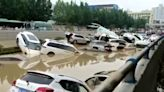 中國鄭州「京廣隧道」遭洪水吞噬 外傳解放軍全面接手!死亡人數恐成「國家機密」 | 台灣英文新聞 | 2021-07-25 11:28:00