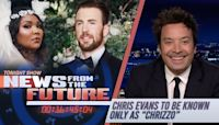 News from the Future: Lizzo and Chris Evans, Downton Abbey Sequel