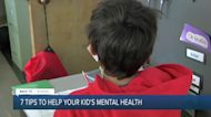 7 tips to help your student's mental health