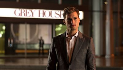 Why it is impossible for Jamie Dornan to be typecast by 'Fifty Shades Of Grey'