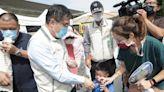 台南甜蜜節活動吸引逾萬人次參與 黃偉哲發放兌冰券讓民眾呷甜兼消暑 | 蕃新聞