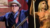 "Elvis Costello and Iggy Pop Share New Song ""No Flag (en Français)"": Listen"