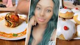 TikTok star makes real-life versions of iconic foods from Disney movies