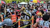 19,000 migrants amassed in Colombia near Panama border: official