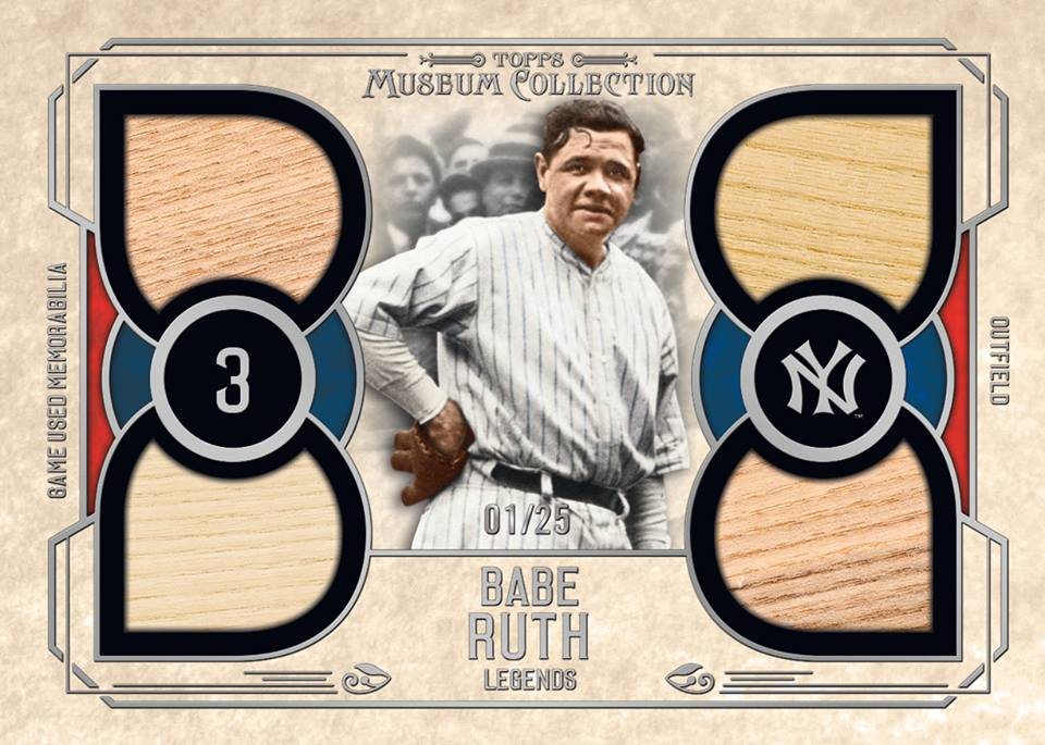 First Look: 2015 Topps Museum Collection baseball