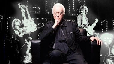 Jimmy Page Is Still Practicing