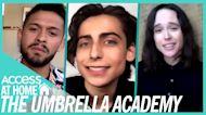 Ellen Page And 'The Umbrella Academy' Cast Reveal Season 1 & 2 Set Secrets