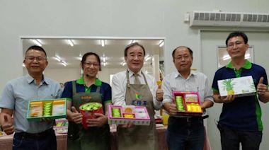 中國不要的台灣鳳梨 農委會「三箭」銷日暴增4倍