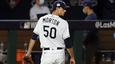 MLB Rumors: Red Sox made 'competitive offer' to Charlie Morton in free agency