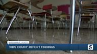 'Kids Count' report findings