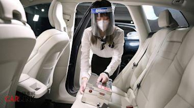 最高規格打造安心賞車環境, VOLVO全力防疫守護顧客健康