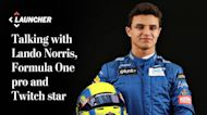 Lando Norris, Formula One racer, leads the esports charge in the racing industry