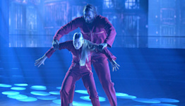Watch Iman Shumpert's Us -themed Dancing With the Stars routine that landed a perfect score