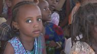 Ethiopia refugees struggle in Sudan camps