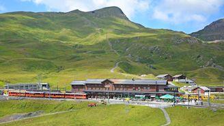 「愛的迫降」瑞士景點大追跡