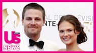Stephen Amell: I'm 'Trying To Make Amends' With My Wife After Plane Fight