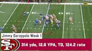 49ers vs. Eagles preview Week 2