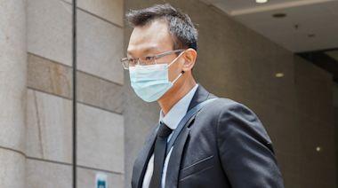公司男秘書太子站內更衣惹警注意搜出雷射筆 辯稱現場無示威無聚集 | 蘋果日報