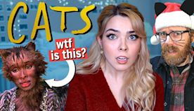 A Brutally Honest Review of CATS: THE MOVIE MUSICAL