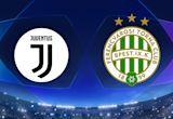 Match Highlights: Juventus vs Ferencvaros