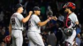 Cleveland beats Chicago Cubs 4-0, loses Aaron Civale to injury