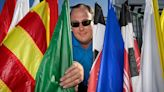 Rich Archbold: Grand Prix flagman started waving checkered flag when he was 3