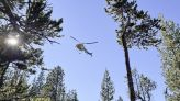 Crews, helicopter search for missing camper in Yellowstone National Park
