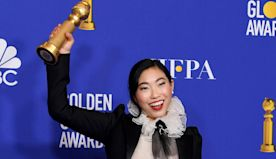 New York Native Awkwafina Makes History At Golden Globes, First Asian To Win Lead Actress In A Film