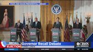 Republican Gubernatorial Candidates Take Debate Stage Wednesday Night
