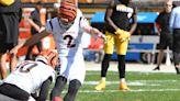 Bengals grab rare road win over injured Ben Roethlisberger, Steelers