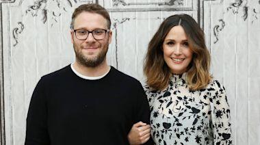 Neighbors stars Seth Rogen and Rose Byrne reteam for Apple TV+ comedy series