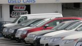 """Hot market for used cars sends prices to """"bizarre"""" levels"""
