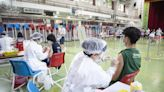 新北首日3404學生接種BNT 板橋高中2人出現疲倦副作用
