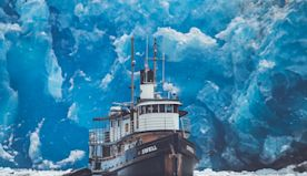 A vintage tugboat voyage around the nooks and crannies of Alaska's Inside Passage