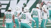 How do Dolphins compare to NFL in snaps lost versus gained in 2021?