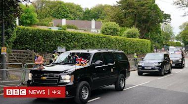 G7峰會:圖解美國總統外訪乘坐的多種交通工具