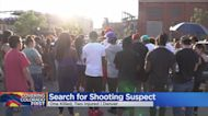 Search Continues For Gunman In Weekend LoDo Shooting