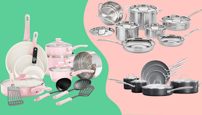 All the best cookware sets to get on sale for Prime Day 2021
