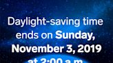 Daylight-saving time is about to end. It's one of the world's stupidest rituals.