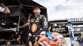 IndyCar driver Rinus VeeKay suffered clavicle injury in Monday bike accident