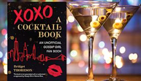 'Gossip Girl' Fans Raise A Glass To This Themed-Cocktail Book