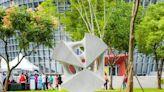 國際雕塑《動作與情感》坐落桃園展演中心 展現藝術創作能量   蕃新聞