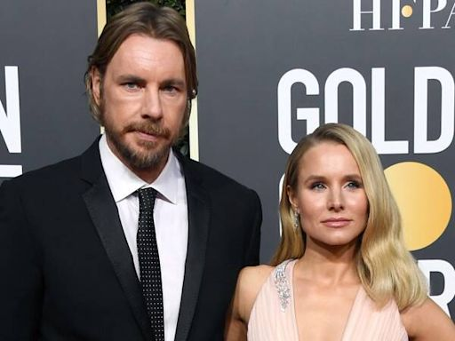 """Dax Shepard Jokes About """"Three-Way"""" Marriage With Kristen Bell and Co-Host Monica Padman"""