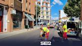 Se inicia el plan de asfaltado en Puerta de Cuartos