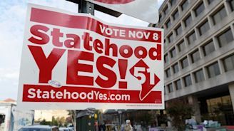 Most Americans say no statehood for the District of Columbia, poll shows