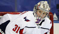 Sabres sign goalie Craig Anderson after his playoff heroics with Capitals
