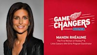 Red Wings Game Changers series continues for Women's History Month