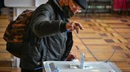 Russia begins voting in elections ruling United Russia party expected to win