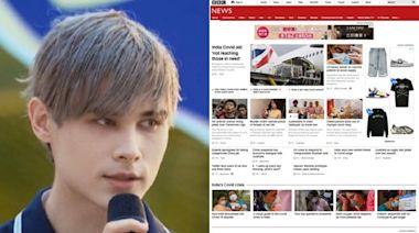 利路修厭世臉紅到國際! 被BBC邀採訪「拒絕上班反應」笑瘋網